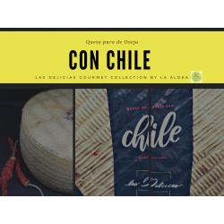 Queso Puro de Oveja con Chile