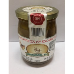 Codornices en escabeche 580 g
