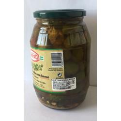 Aceitunas Machacamoya