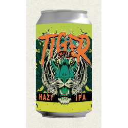 Cerveza 69 Tiger Hazy IPA...