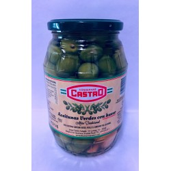 Aceitunas verde con hueso 1 kg