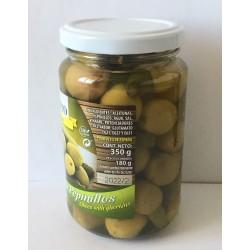 Aceitunas con Pepinillos 350 g