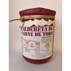 Caldereta de Carne de Toro...