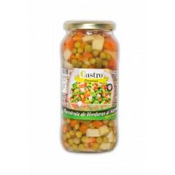 Macedonia de Verduras al...
