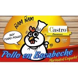Pollo Picantón en Escabeche