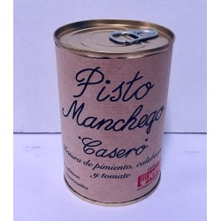 Pisto Manchego Casero Artesano